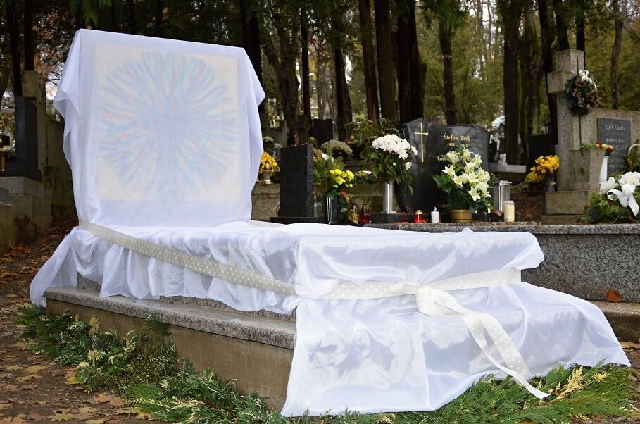 Košice - hrob pre potratené deti